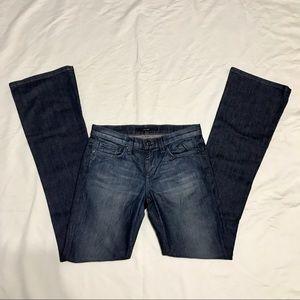"""💥36""""INSEAM💥Joe's Jeans. Wide/Flare Leg. Sz 27"""